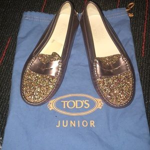 Other - Tods loafer kids 33 brand new